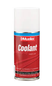 Mueller Coolant Cold Spray - Aerosol Spray