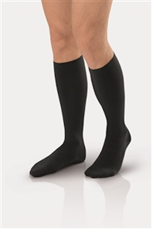 JOBST forMen Ambition W/ SoftFit Technology Knee High Long 15-20 mmHg Socks
