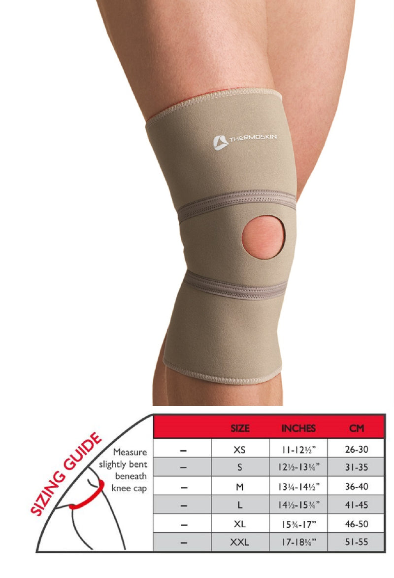 Thermoskin Knee Patella, Beige