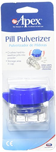 Carex Pill Crusher/Pulverizer