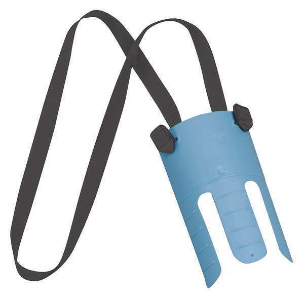 Maddak MBoss Stocking and Sock Dressing Aid Device 30-Inch Loop Strap, Blue