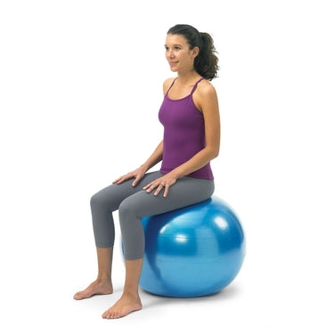 Gymnic Classic Plus Exercise Ball Burst-Resistant Fitness Ball