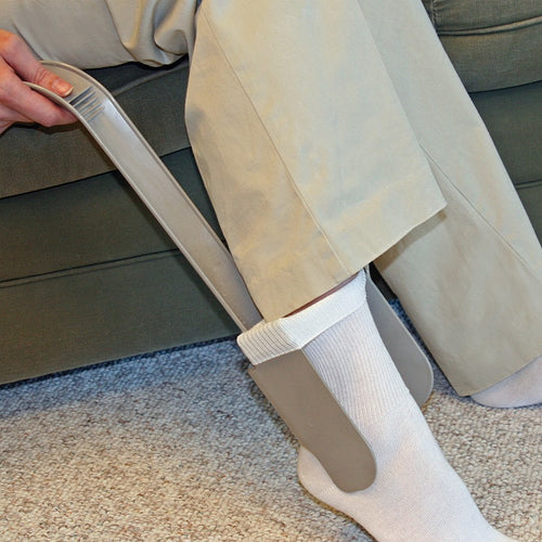 Kinsman Simple & Stress-free Sock Aid For All Socks & Doubles As A Shoe Horn