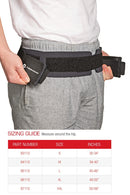 Thermoskin Sacroiliac Belt, Black
