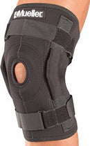 Mueller PRO-LEVEL Triaxial Hinged Knee Brace Deluxe Medial/Lateral Support
