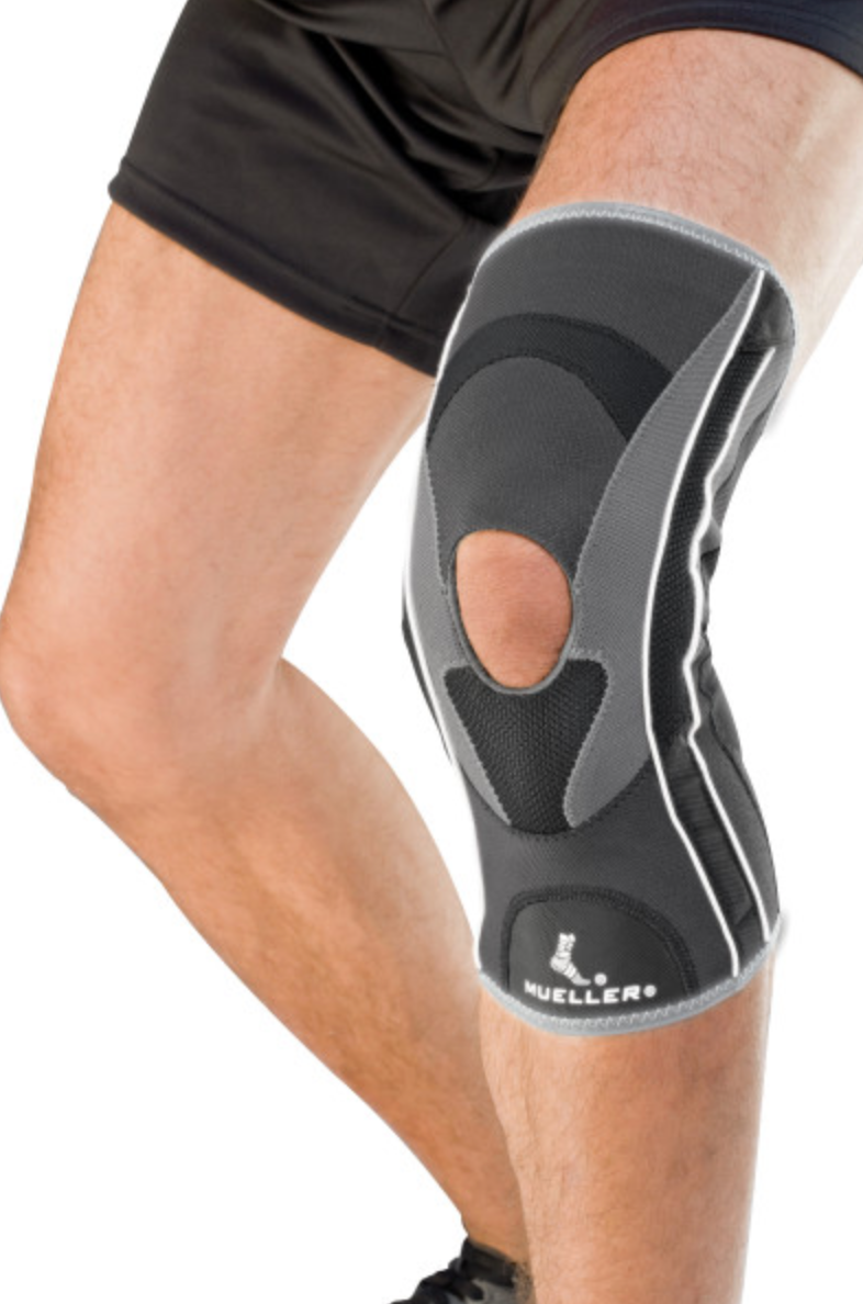 Mueller Sports Medicine HG80 Premium Knee Stablizer, Small - XX-Large