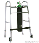 Kinsman TO2TE Oxygen Tank Holder for Walkers