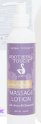 Soothing Touch Massage Lotions