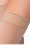 JOBST Relief Silicone Compression Thigh High, 15-20 mmHg Closed Toe