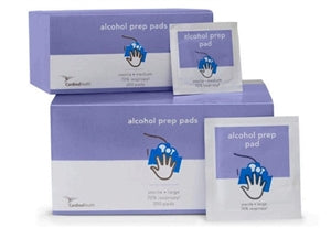 Cardinal Health Alcohol Prep Pad