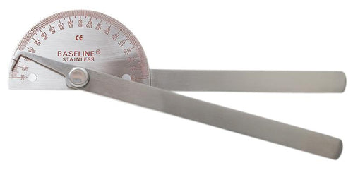Baseline® Metal Goniometer - 180 Degree