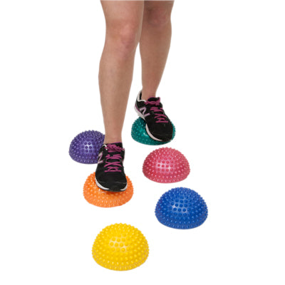 CanDo® Inflatable Balance Stones