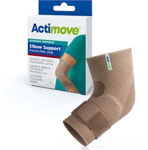 BSN Medical Actimove® Elbow Support Pressure Pads, Strap