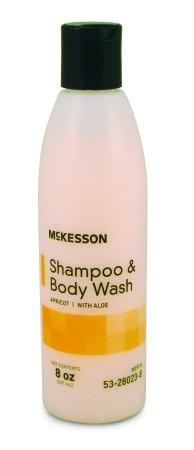 McKesson Shampoo and Body Wash - Apricot