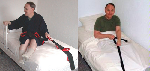 Mobility Transfer Systems SafetySure¨ Bed Pull-Up
