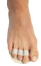 PediFix Budin Splint Triple / Three Hammer Toe Corrector Straightener 8158