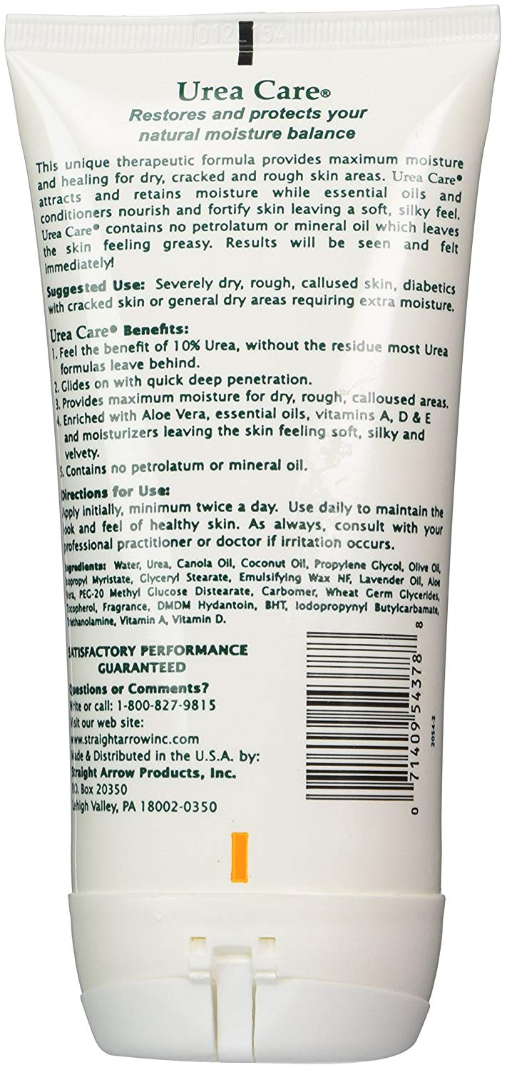 Urea Care Intensive Skin Therapy, 6 Oz Tube