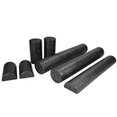 Exclusive OPTP Black AXIS® Firm Foam Roller Black