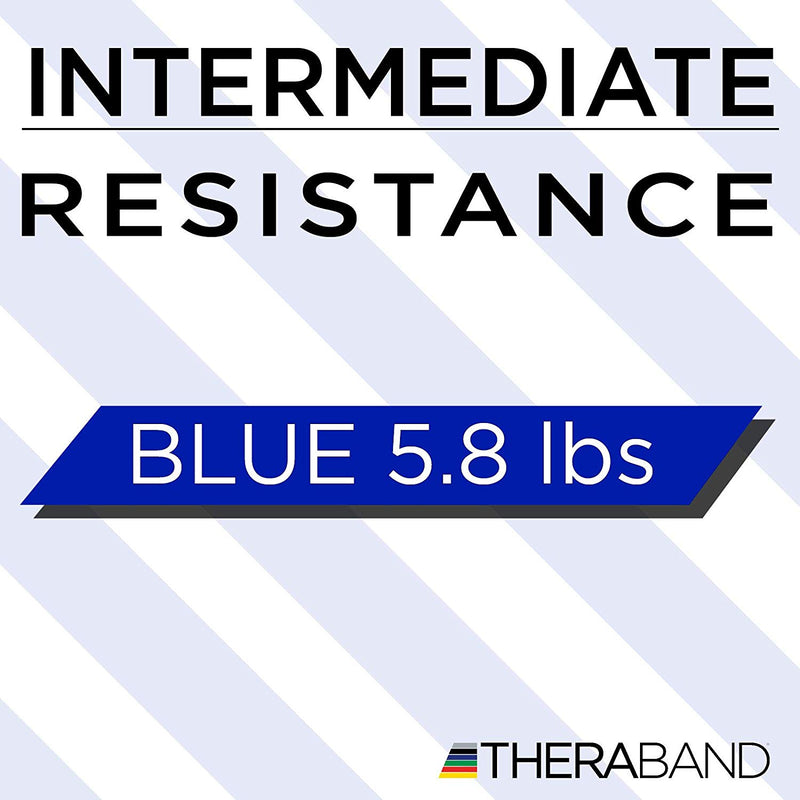 TheraBand Professional Latex Resistance Band Loop