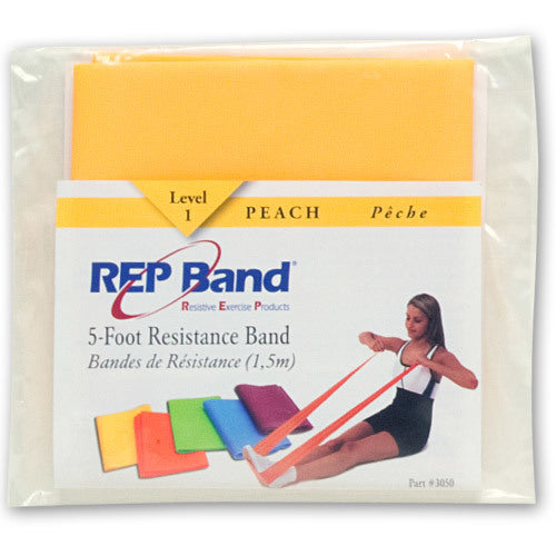 Magister Resistive Exercise - Rep Band Latex-Free - Pre-Cut Lengths