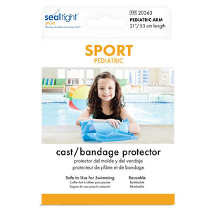 "SEAL-TIGHT - Sport Pediatric Arm, 21"" /53cm,  (2-10yrs)"
