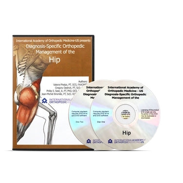 OPTP Diagnosis-Specific Orthopedic Management of the Hip DVD