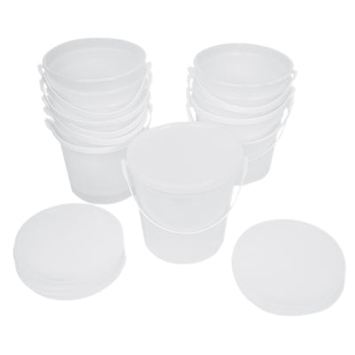 Exercise Putty Containers