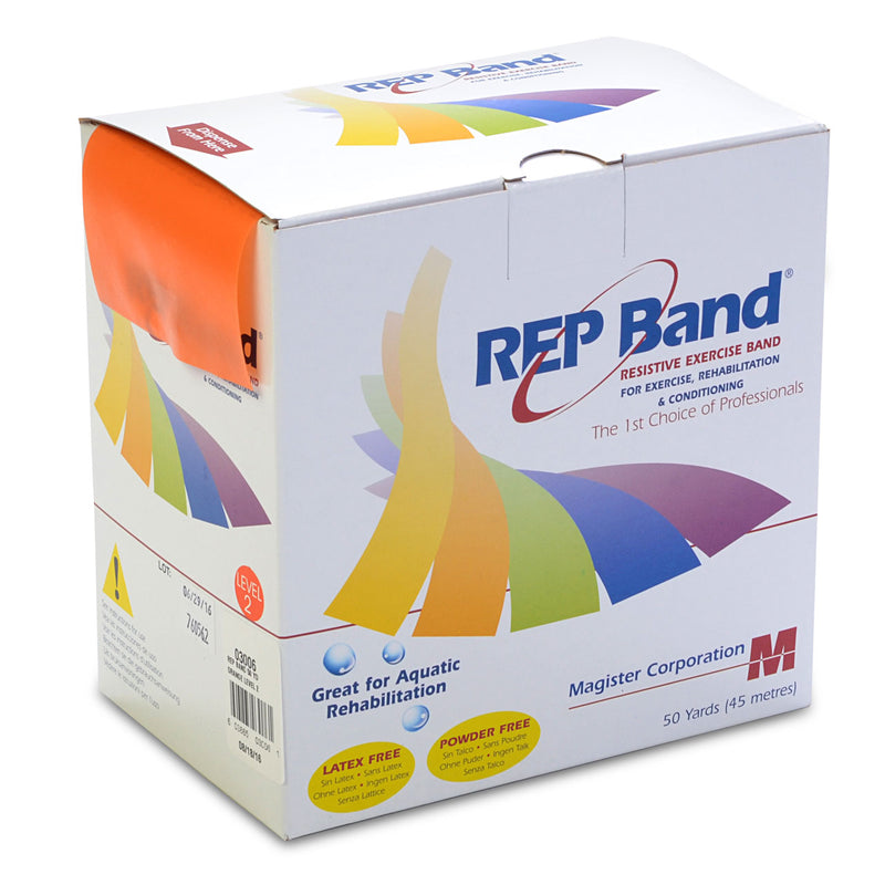 Magister REP Band, Non-Latex Ressistive Exercise Band