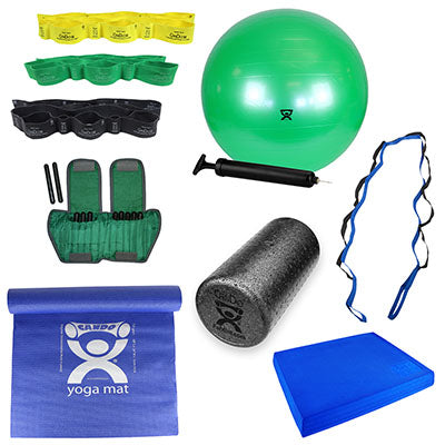 Cando At-Home Exercise Kits - Designed to bring the gym workouts to the home