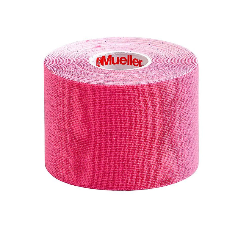 "Mueller Kinesiology Tape, 2"" x 16.4"" (5cm x 5m), Each - (shrinkwrapped)"