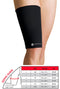 Thermoskin Thigh Hamstring, Black