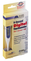 Mabis 9-Second Digital Thermometer