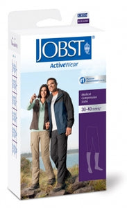 JOBST® ActiveWear 30-40mmHg Knee High Socks