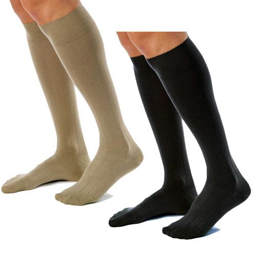 JOBST¨ forMen Casual 15-20mmHg Knee High Socks