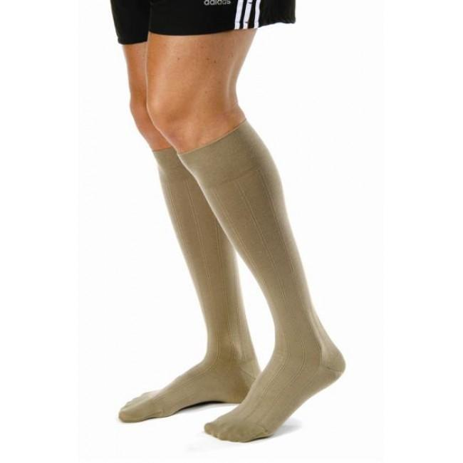 JOBST® forMen Casual 15-20mmHg Knee High Socks