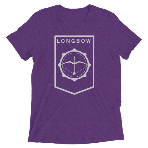 House Longbow Unisex Tri-Blend Shirt