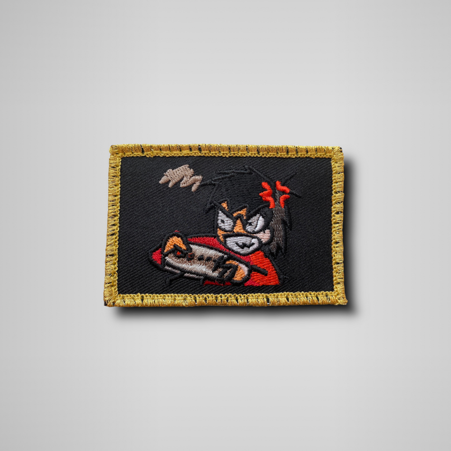 Super Weekend Kid Patch (Gold Edition)