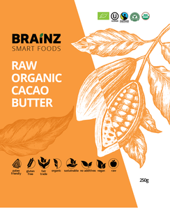 Raw Organic Cacao Butter