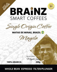Single Origin - Magela Brazil (100 % Arabica)