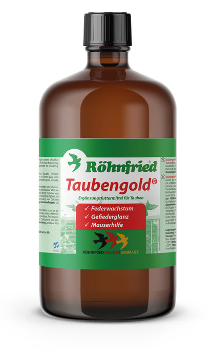 Rohnfried: Taubengold 1000 ml