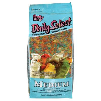 Pretty Bird Daily Select Medium 8lb