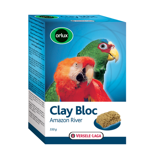 Orlux Clay Bloc Amazon River 550g