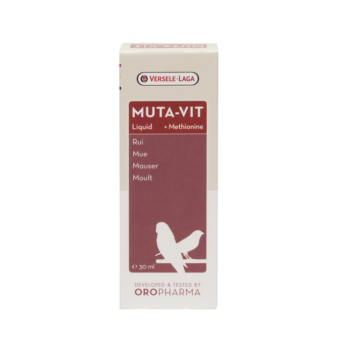Oropharma Muta Vit Liquid 30ml