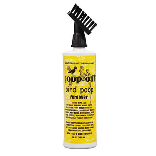 Poop-off  Bird Cage Cleaner 16oz