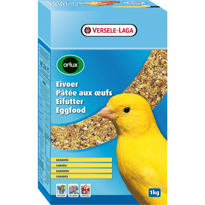 Orlux Eggfood Dry Canary 1kg