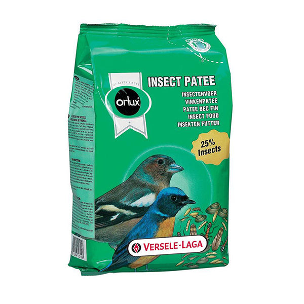 Orlux Insect Patee Min. 25% Insects 800g