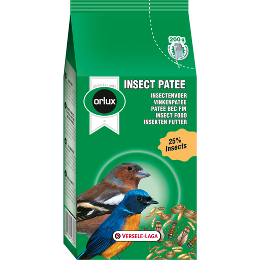 Orlux Insect Patee Min. 25% Insects 200g