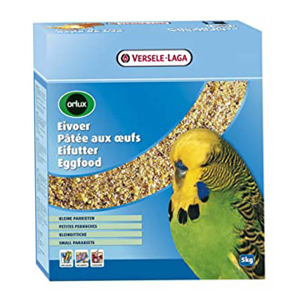 Orlux Eggfood Dry Small Parakeets 5kg