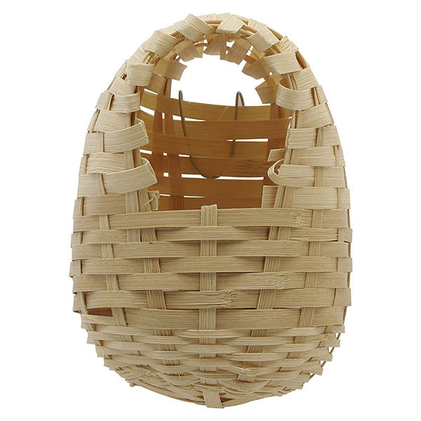 Hagen Living World Bamboo Bird Nest for Finches 5.9in x 4.7in