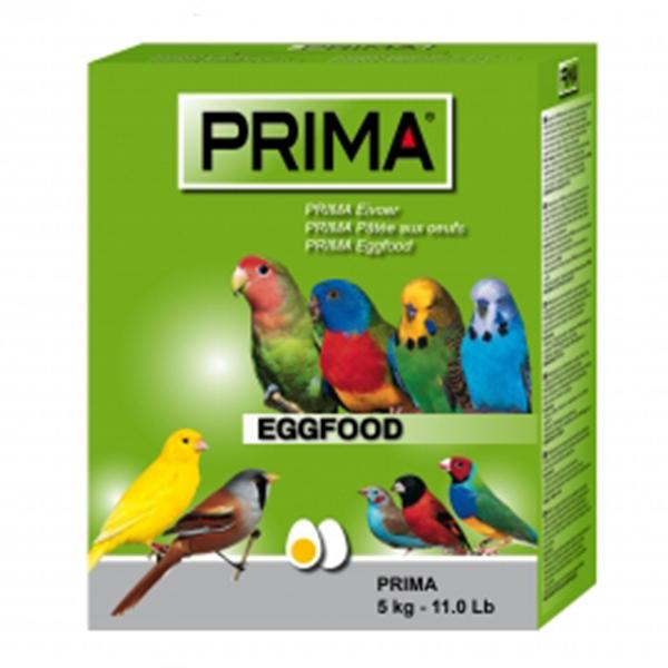Prima Yellow Egg Food